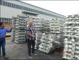 Чисто алюминиевый слиток 99.7%, поставщик более низкого цены