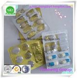 Ampolla farmacéutica que sella la película rígida del PVC para las cápsulas de empaquetado