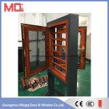 호화스러운 열 틈 광저우에 있는 알루미늄 집 Windows