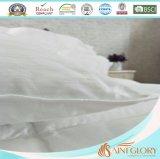 Almohadilla de relleno 100% del amortiguador del poliester de la fibra de la depresión de la cubierta del algodón