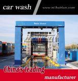 3 Pinsel-Unfall-Bus-Wäsche-Maschine mit Mitsubishi PLC-Steuerung
