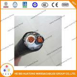 Câble de plateau de contrôle d'UL de pinces de Hua