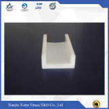 Almofada do PE de UHMW, peças plásticas de Uhwmpe, placa do CNC UHMW-PE