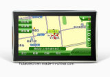 新しい7.0inch HDのダッシュ車TmcのモジュールRS232との携帯用GPSの操縦士の土曜日NavのひるみGPSの運行、駐車カメラAVで、Bluetoothの前荷GPSのマップ