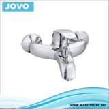 Latón una palanca de baño grifo de la ducha grifo (JV 71203)