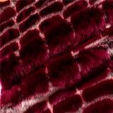 100% Wolle-Woolen Gewebe des Oberen der Frauen
