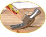 la mano de la alta calidad 20oz filetea el martillo de garra del martillo del clavo 45# con la maneta de madera