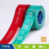 Personalizar o design do logotipo BOPP fita de embalagem impressa adesiva