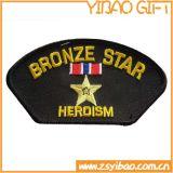 Correção de programa bordada venda por atacado para o uniforme (YB-e-015)