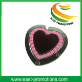 Gancio sveglio del sacchetto di figura su ordinazione del cuore con il diamante per la promozione