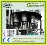 Linha de processamento Pasteurized pacote superior automático do leite da caixa da maquinaria