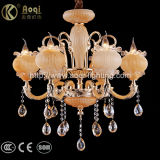 Lusso ed indicatore luminoso a cristallo del lampadario a bracci di doppi colori di prefetto