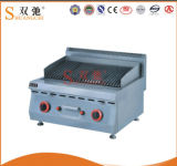 2016 Commercial Gas Lava Rock Grill / Commercial Gas Grill