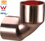 Copper End Feed-90 Elbow FF