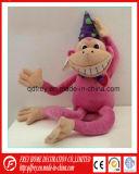 미라와 아기 Macaque 장난감의 견면 벨벳 장난감