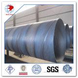 Tubo API 5L GR del espiral del acero de carbón de 56 pulgadas. B