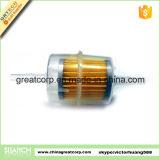 Filtro da combustibile di plastica scritto di alta qualità Ep58