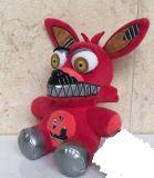 Vijf Nachten bij het Stuk speelgoed van Doll van de Pluche van Freddy