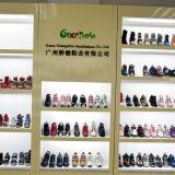 2017 sandalias de cuero ortopédicas ajustables de Guangzhou Healthshoes de la tolerancia para los niños