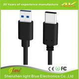USB Intrekbare Kabel van de Last van het Type C de Mobiele