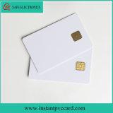 Cartão Printable do PVC da microplaqueta Sle4428 do Inkjet de secagem rápido