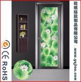 Pellicola di vetro del PVC delle 2017 stampe per i portelli della finestra & la pellicola di vetro autoadesiva macchiata Windows
