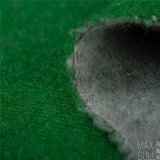 Tessuto poliestere/delle lane con buona elasticità per l'inverno nel verde