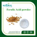 純粋で自然なエキスのフェルラ酸98%