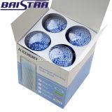 El mejor aplicador micro dental disponible usado del color azul marino de Azdent