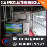 Pantalla LED digital de la cartelera móvil de camiones P8 al aire libre, LED de publicidad móvil camiones para la venta, Móvil Camión Pantalla LED