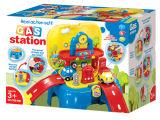 Het Vastgestelde Stuk speelgoed van het Spel van de kruk voor Echte het reeks-Gas van de Actie Post