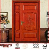 お母さんおよび息子のドアの倍木外部ドア(GSP1-022)