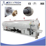 Ligne verticale de conduite d'eau de PVC d'extrudeuse
