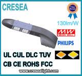 Luz de calle del vatio LED del cUL 100 de la UL con blanco fresco