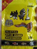 Pescados de alimento para mascotas Extrusora de Alimentos pequeñas bolsas de la máquina de embalaje