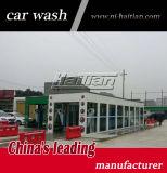 泡およびワックスシステムが付いている自動車の洗濯機
