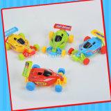 Le meilleur petit jouet de vente de véhicule d'emballage F1 avec la sucrerie