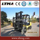 Ltmaの新しく小さい上昇トラック4トンのディーゼルフォークリフト