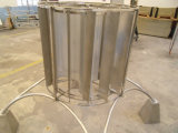 turbina de vento vertical da em-Grade 2kw monofásica (SHJ-NEW2000)