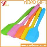 Шпатель 100% силикона кухни качества еды цветастый самый лучший варя (YB-AB-012)