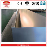 Façade extérieure d'aluminium de panneau de PVDF Coatin