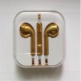 Auricular del en-Oído de la alta fidelidad de la alta calidad 3.5m m para el iPhone y Samsung de Xiaomi