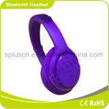 De Hoofdtelefoon van de Hoofdtelefoon van Bluetooth van de Prijs van de fabriek met de Kaart van het Geheugen BR