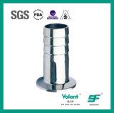 ステンレス鋼の衛生ホースカップリングの接合箇所