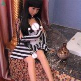 Puppekünstlicher Pussy-blanke Mädchen-Geschlechts-Puppe TPE-Jl108-03