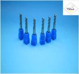標準固体炭化物の端製造所のツールに一致させる鋼鉄HardmetalのためのCutoutil D8 20*60*8