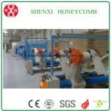 Machine à grande vitesse de panneau de nid d'abeilles de papier d'emballage