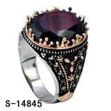 Zilver 925 van de Ring van de Juwelen van de Manier van de fabriek In het groot