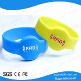 防水RFIDのリスト・ストラップの札のアクセス制御ブレスレット