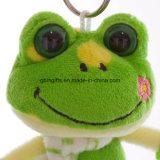 2016の美しいカエルの柔らかいプラシ天のおもちゃ